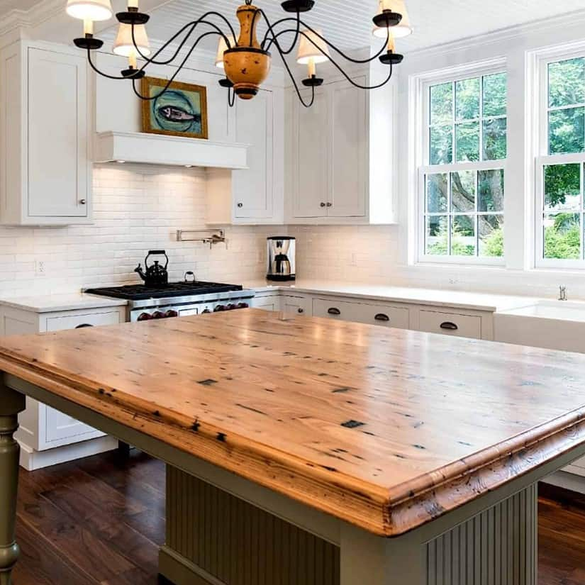 New England Wood Countertops   15 Years Of Custom ...